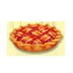 Baconös pite