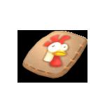Csirke táp