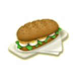 Tojásos szendvics